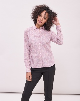 Newhouse Louise Liberty Shirt Pink