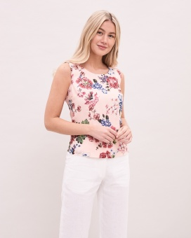 Newhouse Rose Top Light Pink