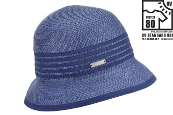 Seeberger Hatt Jeans Blue