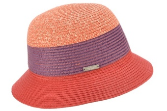 Seeberger Hatt Coral/Wine red