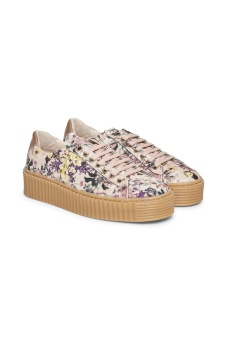 Cream Kathie sneakers Sunshine Rose
