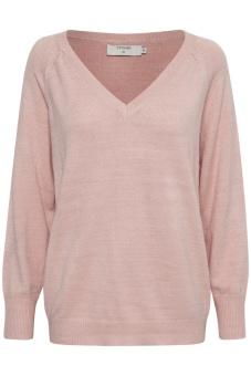Cream Lorenza Silver Pink