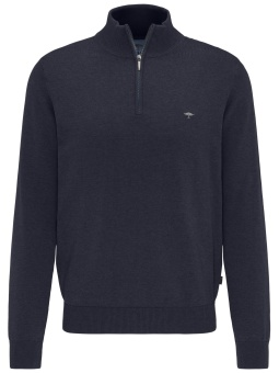 Fynch Hatton Zip Navy