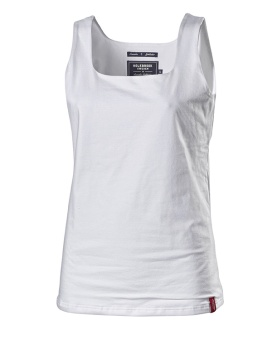 Holebrook Basic Vest White