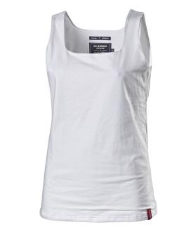 Holebrook Basic Vest White