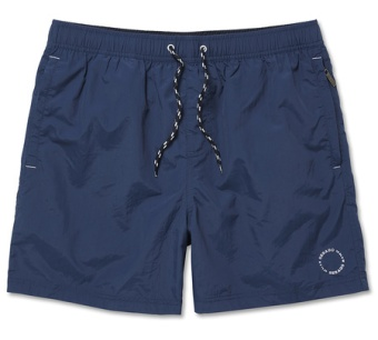 Sebago Waldo packable swim shorts Navy