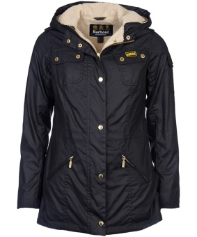 Barbour Flywheel parka