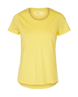 MosMosh Arden O-neck tee Lemon
