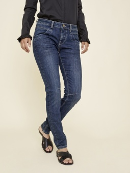 MosMosh Naomi Favourite Jeans Blue Denim