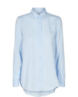 Mosmosh Clara Nani Shirt Light Blue