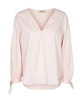 Mos Mosh Mara Blouse Soft Rose