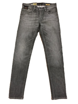 Alberto Slim superfit denim light grey