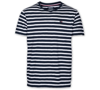 Sebago Enzo Striped Tee