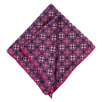 Portia Pocket Hanky Silk