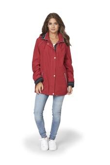 Frandsen Jacket Red