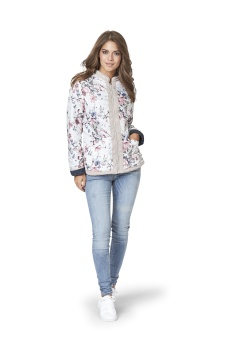 Frandsen Jacket Pale Rose