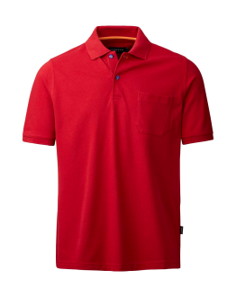 Clipper Polo pique with chest pocket 56