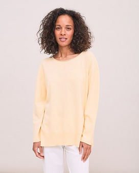 Newhouse Lisen Sweater Light Yellow