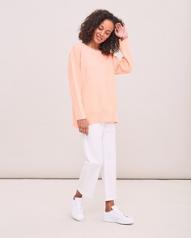 Newhouse Lisen Sweater Light Peach