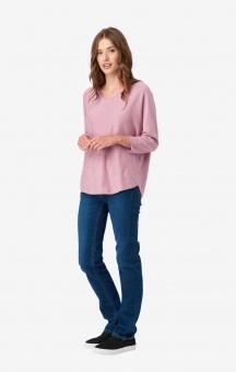 Boomerang O-Neck Sweater Planta