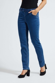 Laurie Regular Kelly Denim