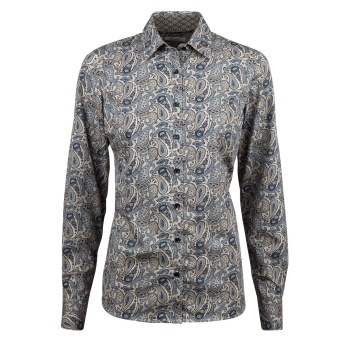 Stenströms Paisley Patterned Feminine Shirt Art nr: 2610016685221