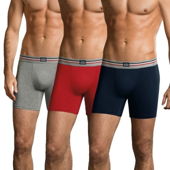 Jockey Boxer Trunk 3-Pack