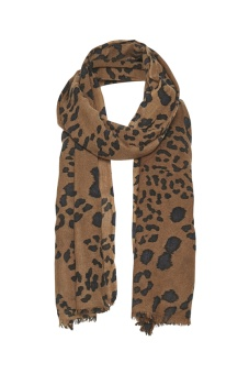 Part Two Lima Leopard Print Brown