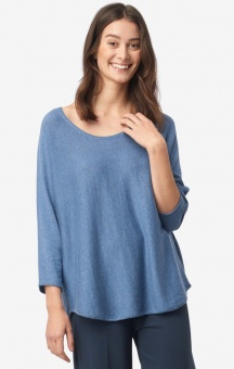 Boomerang Planta Sweater Foggy Blue