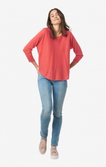 Boomerang Planta Sweater Tomato red