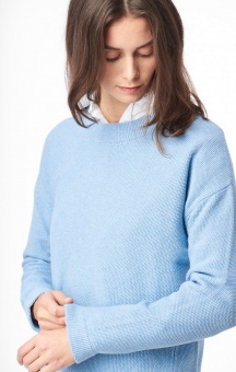Boomerang Maj Sweater Light Indigo
