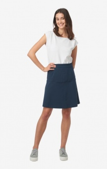 Boomerang Munte Interlock Skirt Blue Nights