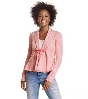 Odd Molly Canna Cardigan Light Candy