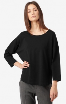 Boomerang Greta Interlock Top Black