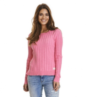 Odd Molly Ribbey sweater Pink