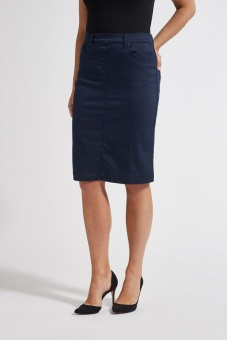 Laurie Susanna Skirt Navy
