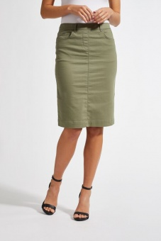 Laurie Susanna skirt Green