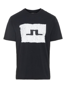J.Lindeberg Jordan Distinct Cotton Black/White
