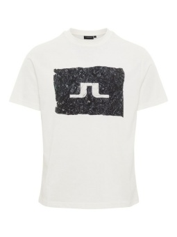 J.Lindeberg Jordan Distinct Cotton White/Black
