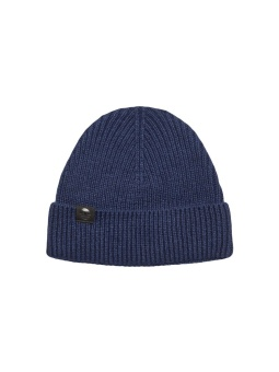 J.Lindeberg Juan Beanie Winter Knit Navy