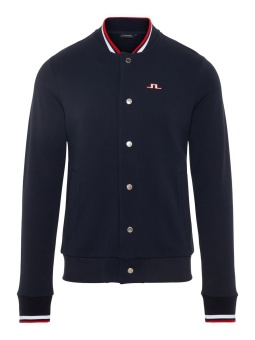 JlLindeberg Jasper Ring Loop Sweat JL Navy