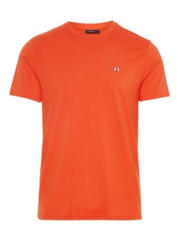 J.Lindeberg Bridge Tee-S Jersey Fried Tomato