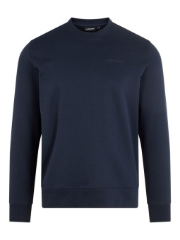 J.Lindeberg Throw C-neck Clean Sweat Navy