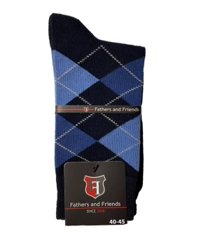 Fathers & Friends Filip Navy 40-45