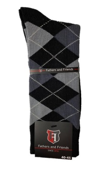 Fathers & Friends Filip Black 40-45