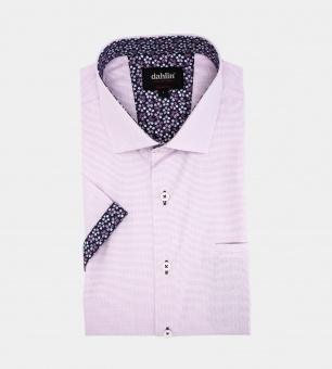 Dahlin Skjorta med detaljer - kort ärm XXL
