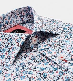 Dahlin Skjorta med detaljer rosa