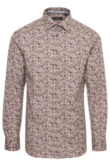 Matinique Marc Amall Flower Print Berry