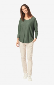 Boomerang Planta Sweater Venetian Green