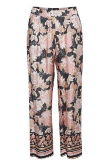 Cream Bahia Pants Spring Pink